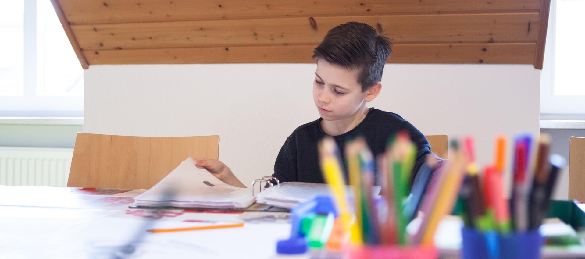 Kinderbetreuung Wiesloch - Nachmittagsbetreuung für Schüler